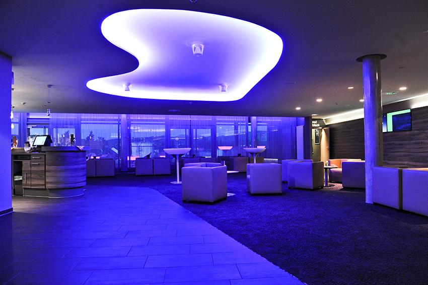 Kino Bensheim / Lounge